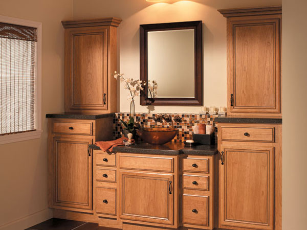 Bathroom cabinets in colorado springs for Cabinets and vanities