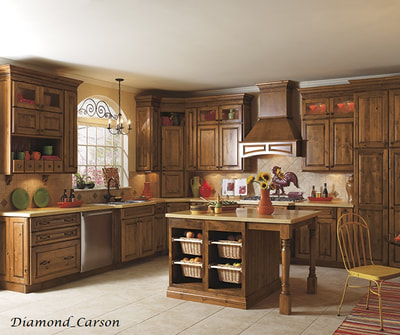 Dark wood Kitchen Remodeling